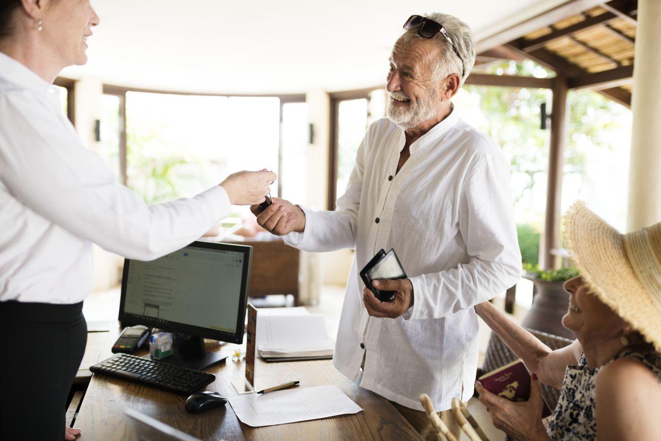 Direktbuchung  mobil otel yönetim sistemi