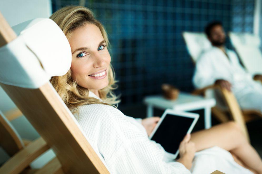 SPA Rezervasyonu  mobil otel yönetim sistemi